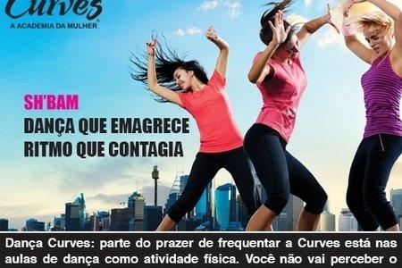 FECHADO - Curves - A Academia da Mulher