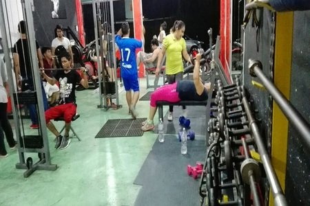 Spartan's Gym -
