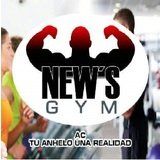 New's Gym - logo
