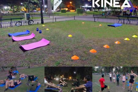 Kinea Fitness, Plaza Zapiola
