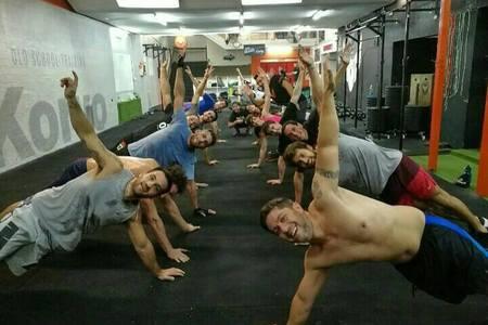 CrossFit Korvo Lavalle