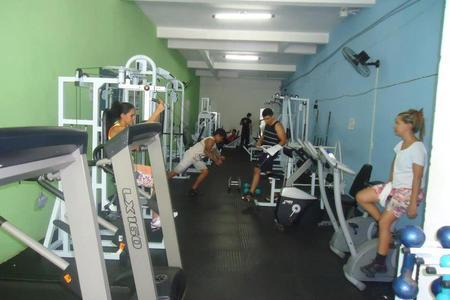 Academia Fit Saúde -