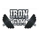 Iron Gym Caucel - logo