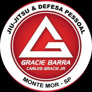 Gracie Barra – Unidade Monte Mor -