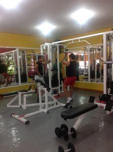 Olympus Gym -