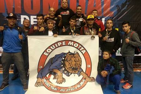Motta Fight Center North Shopping Barretos -