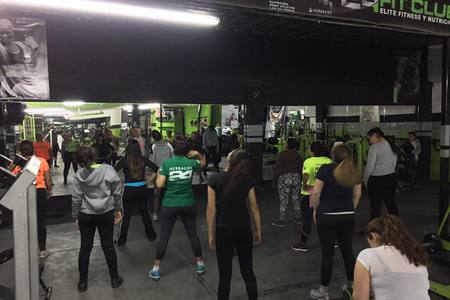 Elite Gym -