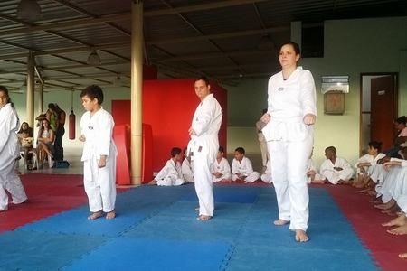 Academia Black Lions Taekwondo