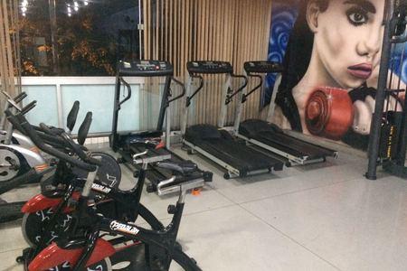 Academia Nova Forma Fitness