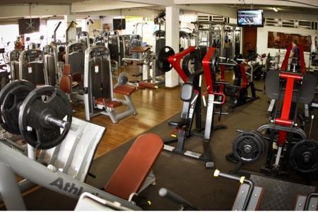 Uniclass Fitness - Unidade Cruzeiro