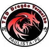 Centro De Treinamento Tkd Dragão Vermelho - logo