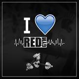Red Gym Merida - logo