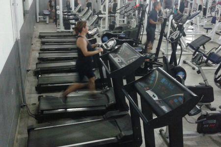 Academia Caiman Fitness Unidade 2