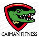 Academia Caiman Fitness Unidade 2 - logo