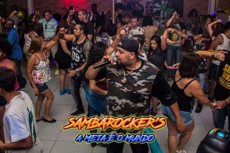 Espaço de Dança Sambarocker's -