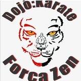 Dojo Karatê Força Zen - logo