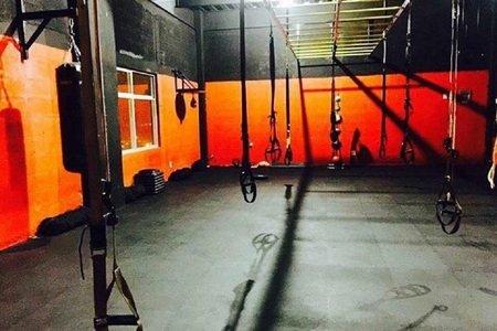Ponteenforma Gym / Alamos