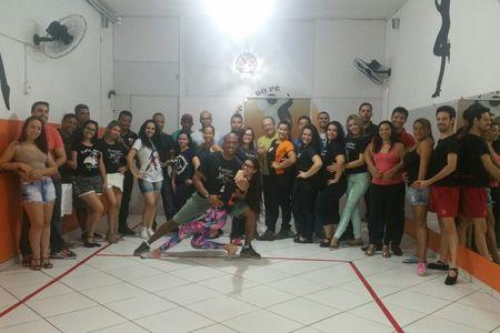 Espaço de Dança Ponta do Pé -