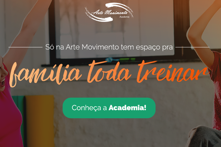 Academia Arte Movimento -