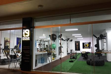 i9 Centro de Treinamento -