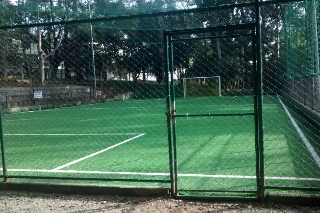 f54a4b14f556a Academia R7 Futebol Society - Jardim da Saúde - São Paulo - SP - Rua ...
