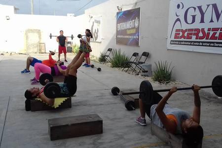 Gym Exersize -