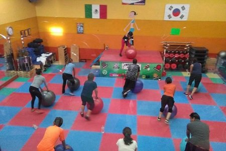 Chilly Gym Fitness Center -