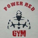 Power Red Gym - logo