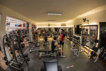 Academia Gaviões 24H - Vila Galvão