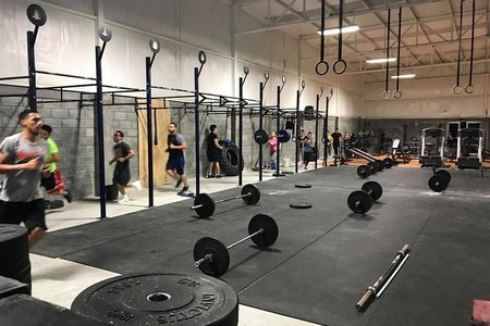 Invictus CF 1014 Arena Fitness -