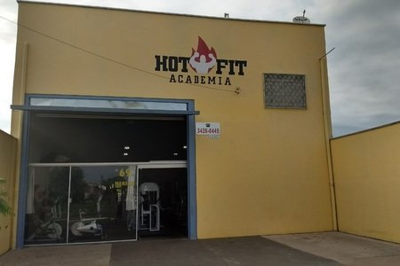 Hot Fit Academia -
