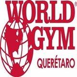 World Gym Querétaro - logo