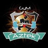 Gimnasio Aztek / Ramón Farias - logo