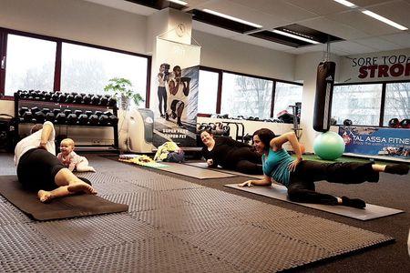 Tal Assa Fitness -