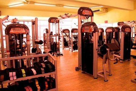 Academia Physical - Unidade Acqua -
