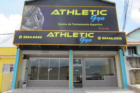 Centro De Treinamento Esportivo Athletic Gym -