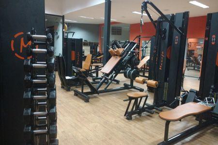 FECHADO - Workout Fit Pampulha