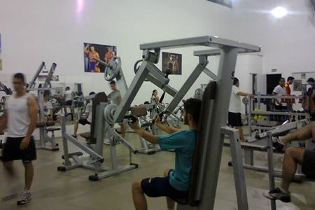 BORGHESE FITNESS -