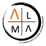 Alma Studio Fighter - logo