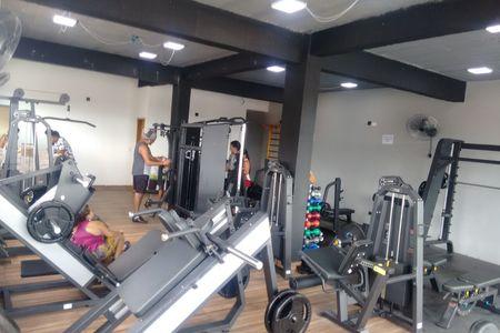 Academia Corporação Fitness -