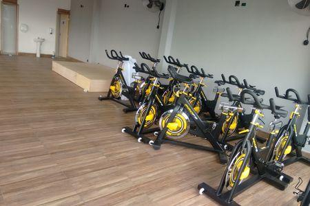 Academia Corporação Fitness