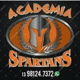 Academia Spartans - logo