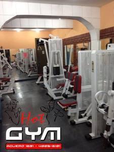 Hot Gym -