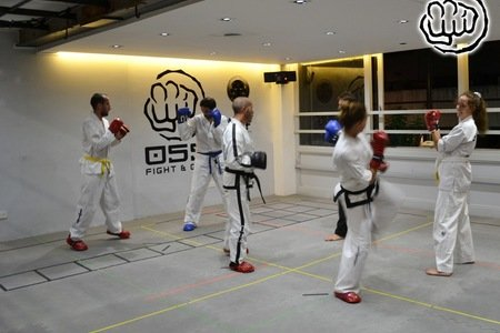 OSS - Fight & Gym
