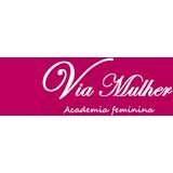 Via Mulher - logo