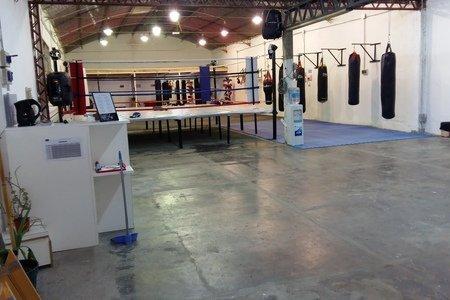El Palacio del Boxeo Furiabox