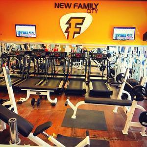 New Family Gym Centro -