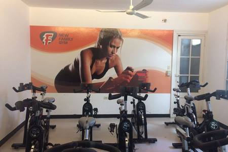 New Family Gym Centro