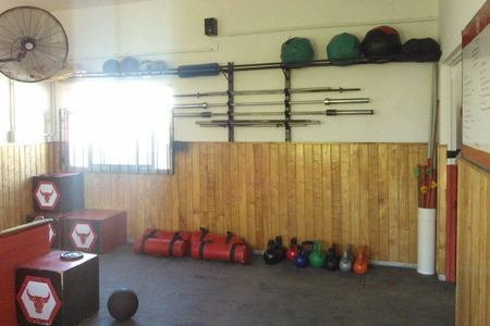 Club Junin Gimnasio -
