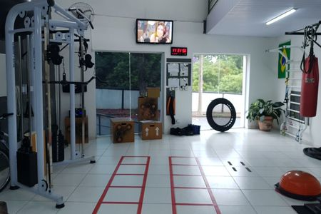 Caê Moura Treinamento Funcional -